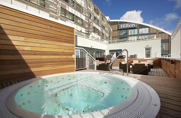 Hilton Niagara Spa Menu