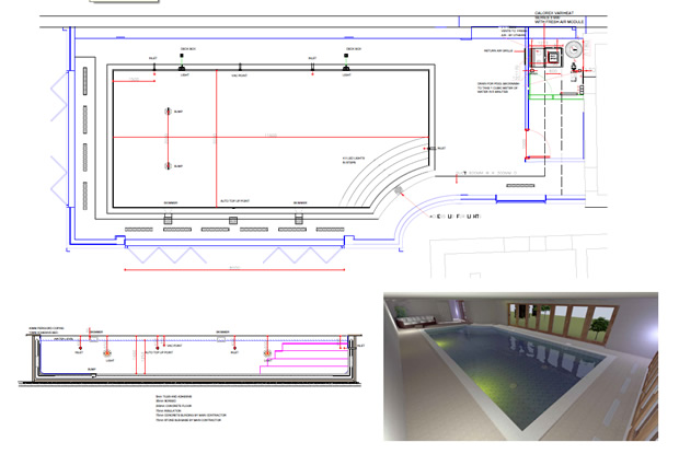 Design services bos leisure bristol hot tubs bristol for Pool ventilation design